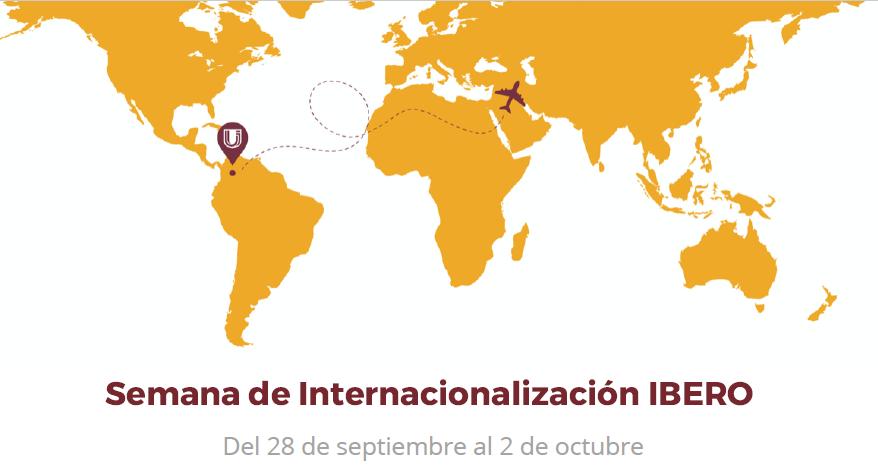 Semana de Internacionalización Ibero - 2020